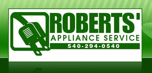 Robert's Appliance Services